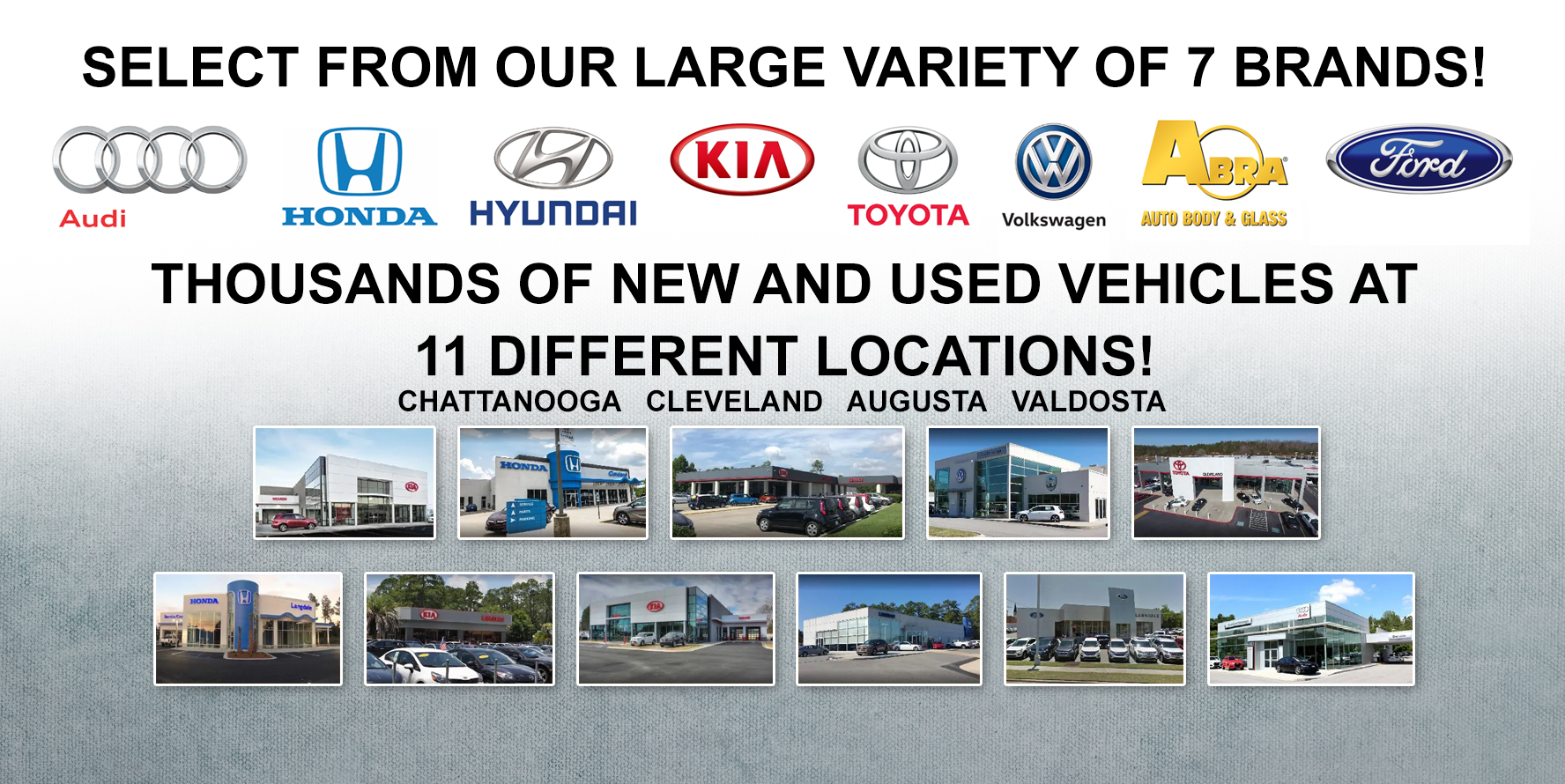 Ford Dealership Valdosta Ga >> Bowers Automotive Group Serving Chattanooga Cleveland